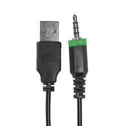 Marvo sluchátka s mikrofonem HG8929, černá - 5