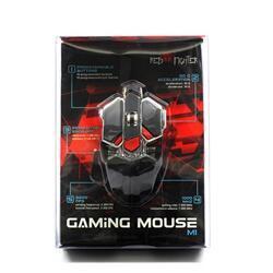 Herní myš RED FIGHTER M1, černá - 5