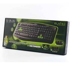 Herní klávesnice E-BLUE Elated, černá - 5