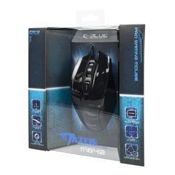 Herní myš E-Blue Mazer, černá - 5