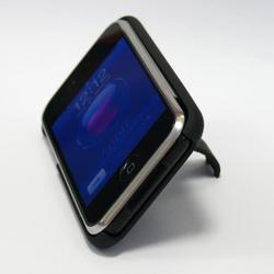 Kryt na iPhone 3G, černý, pogumovaný - 5