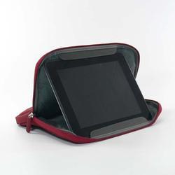"""Pouzdro pro tablet 10.1"""", STYLE, se stojanem, červený - 5"""