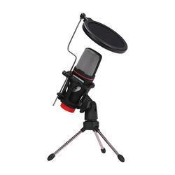 Marvo, streamovací mikrofon MIC-02, černý - 5