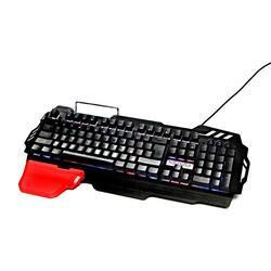 Herní klávesnice RED FIGHTER K2, černá, podsvícená - 5