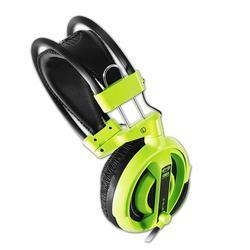 E-Blue, Cobra I, herní sluchátka s mikrofonem, zelená - 5