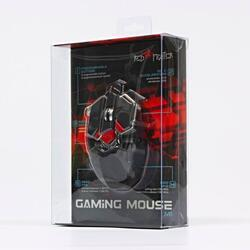 Herní myš RED FIGHTER M1, černá - 6