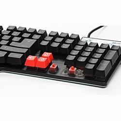 Herní klávesnice RED FIGHTER K1, černá, podsvícená - 6