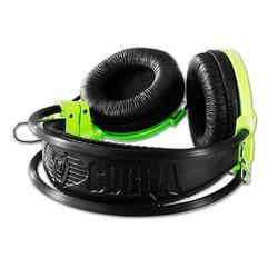 E-Blue, Cobra I, herní sluchátka s mikrofonem, zelená - 6