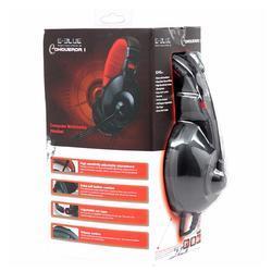 E-Blue, Conqueror I., sluchátka s mikrofonem - 7