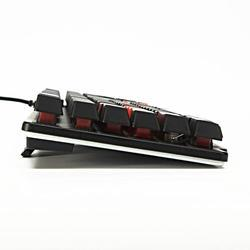 Herní klávesnice RED FIGHTER K1, černá, podsvícená - 7