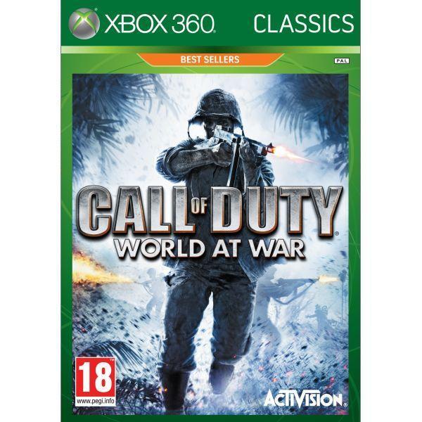 Call of Duty 5: World at War (X360)
