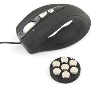 Esperanza EM118 INTRUDER herní optická myš