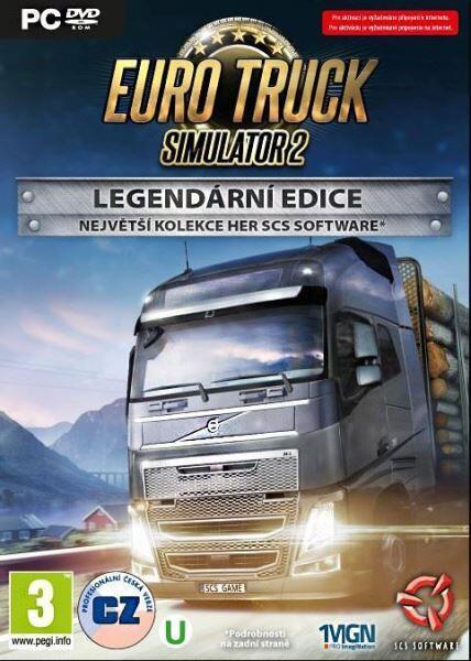 Euro Truck Simulator 2: Legendární edice (PC)