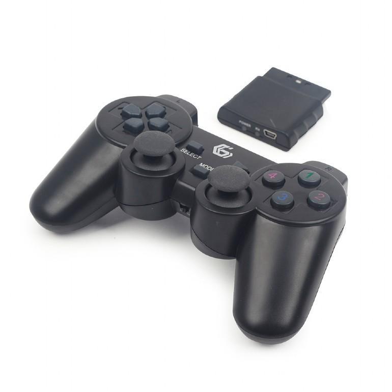 Gamepad Gembird JPD-WDV-01 (PS2/PS3/PC )