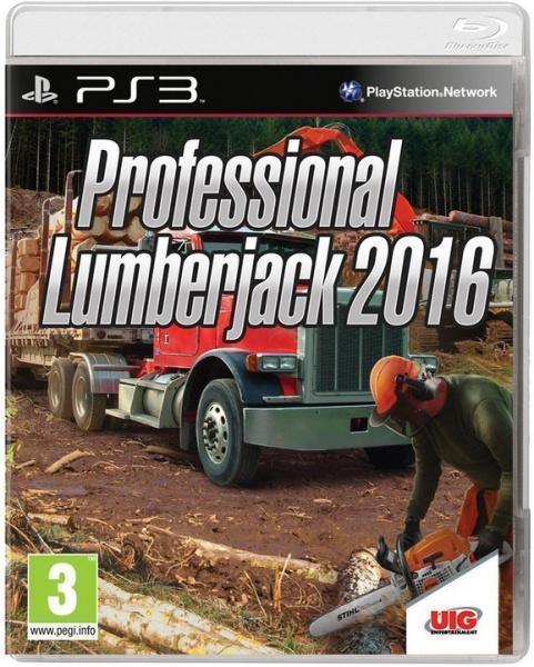 Professional Lumberjack 2016 (PS3)